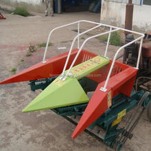Tractor front mounted 2 rows corn harvester for sale