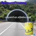 Solvent Rubber Bitumen Waterproof Product tunnel waterproof paint