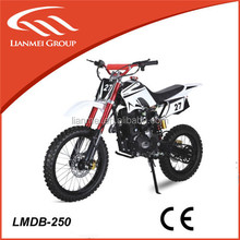 2015 hot cheap sale 250cc 4 stroke dirt bike with CE