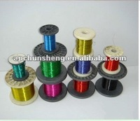 all colors and diameters flat Aluminum craft wire
