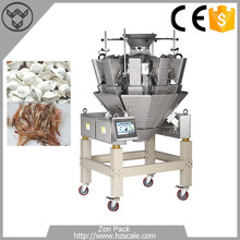 Automatic High Speed Frozen Food Shirmp/Dumling/ Packaging Machine