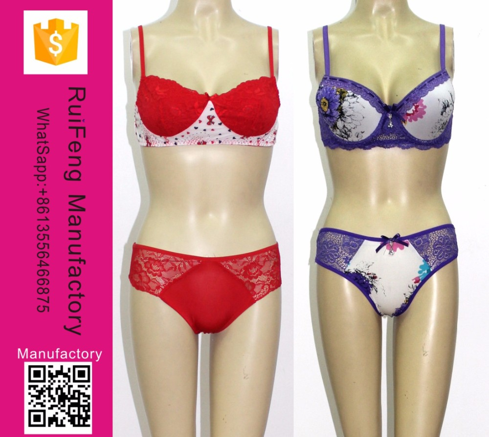 2016 ladies sexy panty and bra sets jumpsuits underwear factory in china