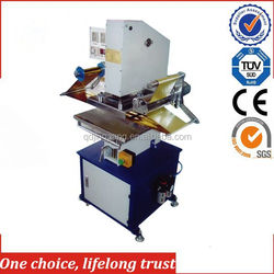 TJ-9 2016 china product hot foil stamping machine for fishing lure