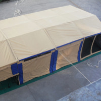 new folding bed camping car roof tent