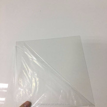 0.5mm Clear decorative PET sheet for book plastic cover