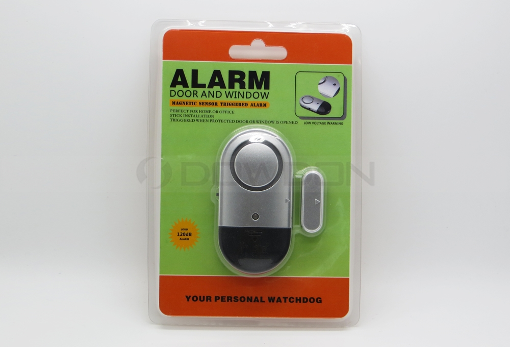 Magnetic Door Window Alarms Anti Theif Alarm with on/off Switch