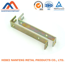 Bicycle Parts Supplier OEM Metal Bending Color Plated Bicycle Parts