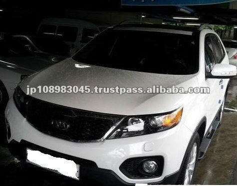 KIA SORENTO 4WD Korean Used Car