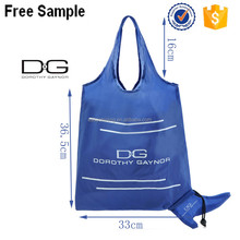 Best Selling promotional nylon fold shopping bag nylon shopper ESB0024