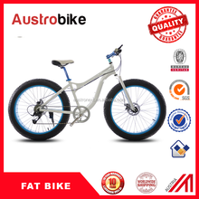wholesale China New Fat Tire Beach Bike fat tire bike fat tire bicycle fashionable and morden style fat bike 26 inch for sale