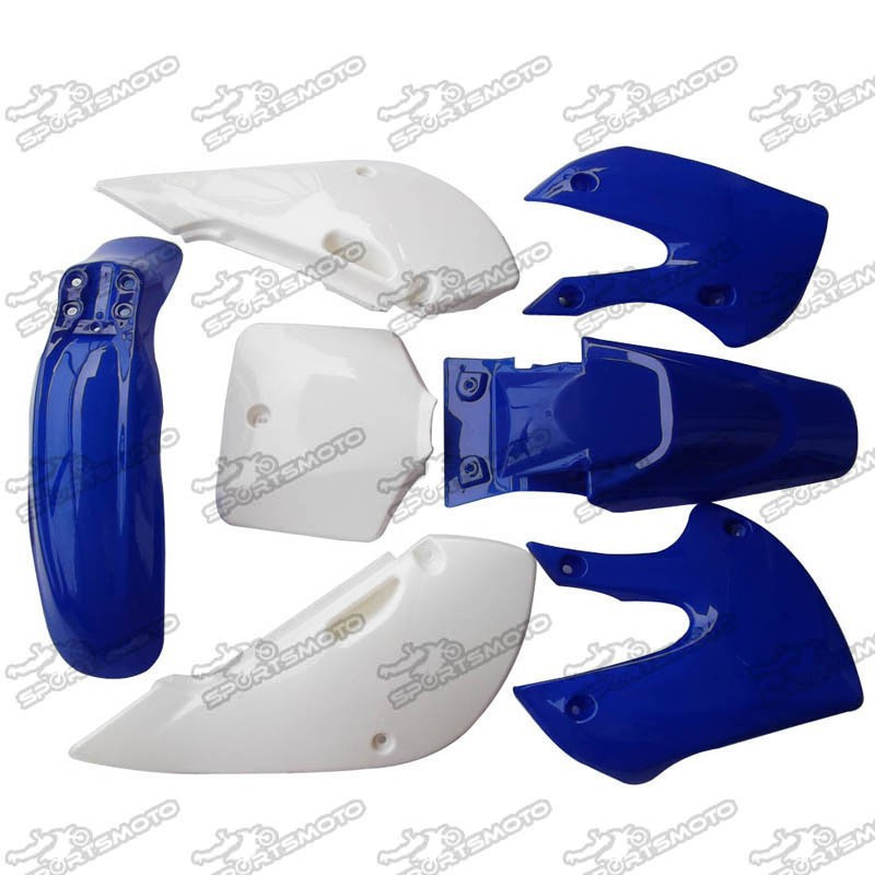 KLX110 Dirt Bike Fairing Body Plastic