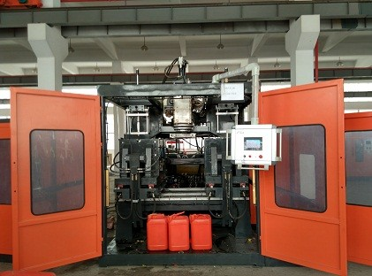 20L triple layer jerry can extrusion blow molding machine after-sales service provided