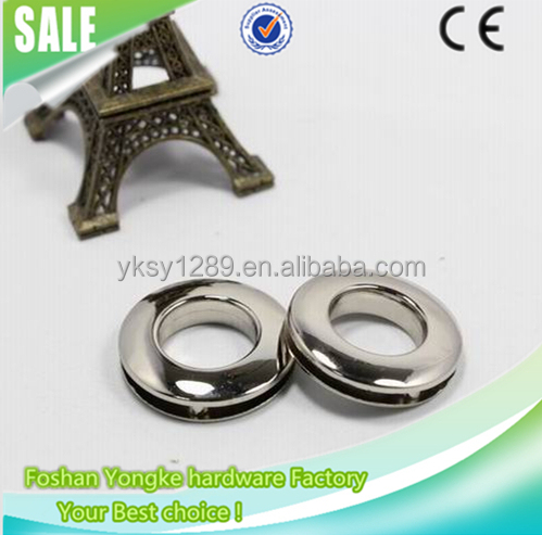 Different Models of metal screw eyelets