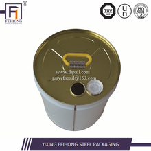 wholesale custom printed 5 gallon metal olive barrels