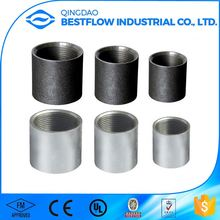 Strict quality testing top grade forging half male pipe threaded end coupling