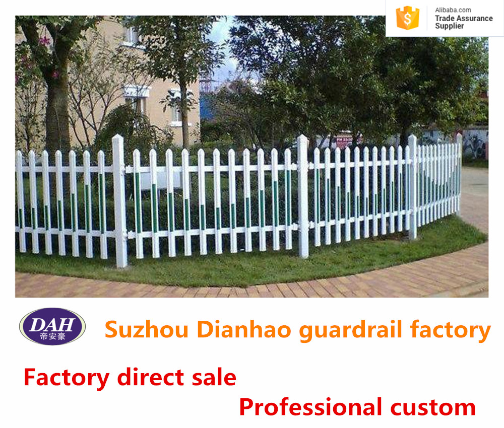 High Quality Strong Protection Vinyl Plastic pvc temporary pvc Farm fence