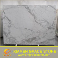 Arabescato Corchia White Marble Slab For Home