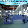 Suzhou B&E-4520P carton box bottles cans sleeve shrink wrap automatic heat tunnel shrink wrapping machine