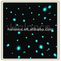 home theatre starry sky twinkle effect fiber optical star cloth