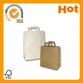 WHOLESALE PAPER SHOPPING BAGS CHINA MANUFACTURER