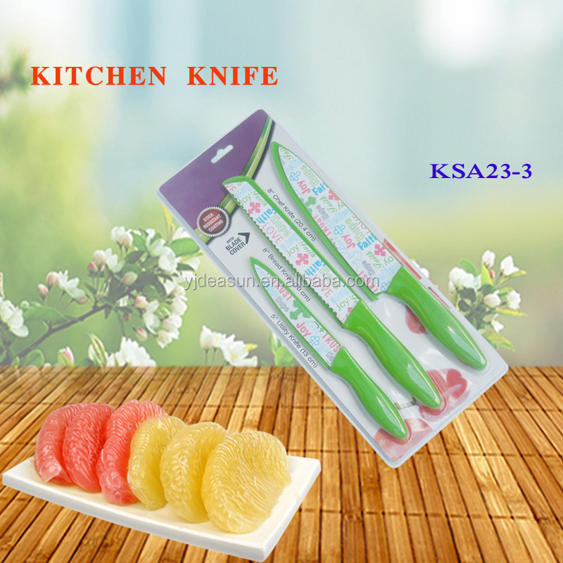 KSA21 Professional kitchen knife with high quality