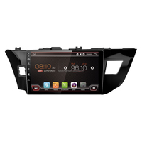 Car Audio 2 Din Android Car Radio with HD screen and Lived Wallpater for Route Navigation