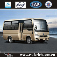 High Quality! Chinese New Brand 15 Passenger Seater Mini Bus Model