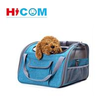 New design easy clean animal pet shopping carrier travel storage bag container for dog and cat