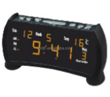 cheap table calendar digital clock for sale