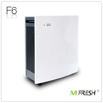 Mfresh F6 Air Purifiers with HEPA+ESP+Activated Carbon Filter