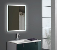 Modern style remington lighted makeup backlit mirror with led lights