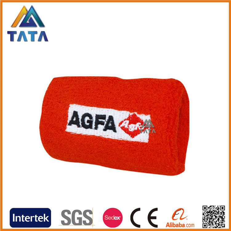 hot sale & high quality jacquard cotton wristbands