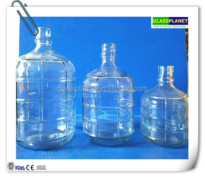 Glass Carboy Bottle