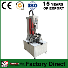 Book type box assembly machine carton folding and gluing machine sdtj-600 box forming machine
