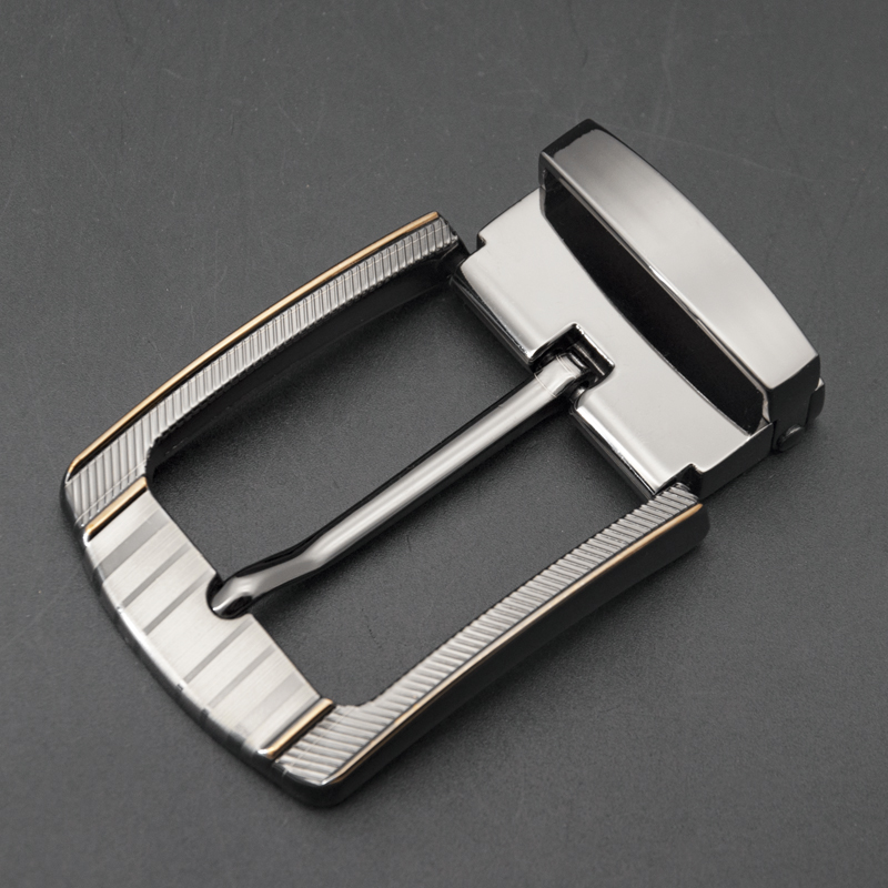 40mm wholesale iron buckle custom design black enamel military belt buckle