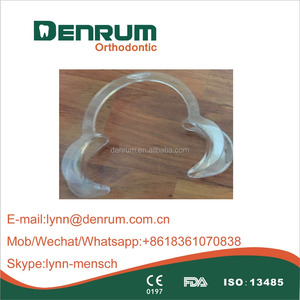 Denrum orthodontic Manufacturer dental open browser mouth opener gag