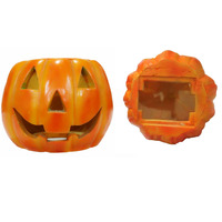 Hot Sale Halloween Funny pumpkin China OEM PU Pumpkin