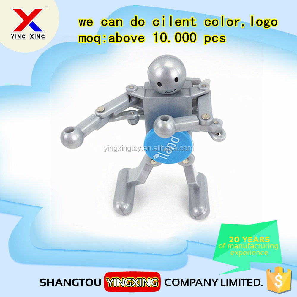 office unit advertisement gifts toys wind up dancing robot toy