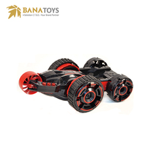 Free Shipping Powerful 5 rounds stunt rc car