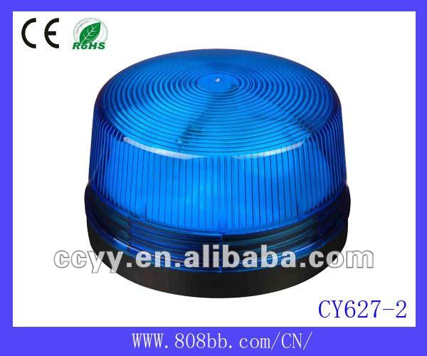 Fire Alarm 12v Led Warning Strobe Light CY627-2