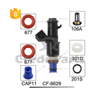CF-6629 China Supplier Fuel Injector Repair Service Kits For Car