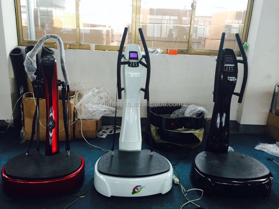 (2015 HOT SALES! KING FITNESS VIBRATION MACHINE!) VIBRATION MACHINE,VIBRATION PLATE