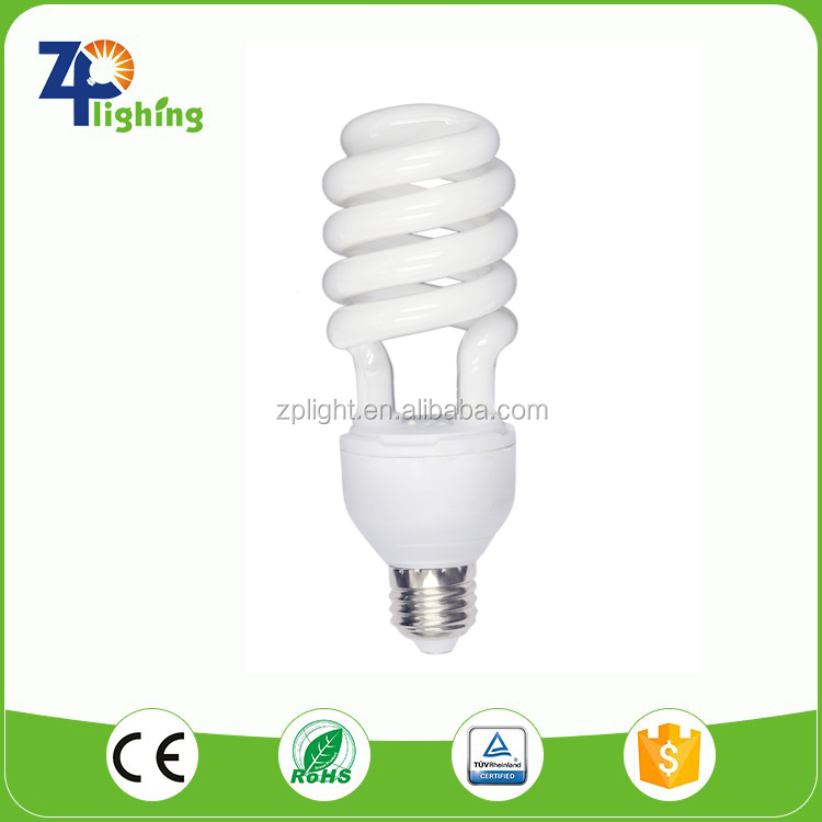 HOT! Half Spiral 25W Energy Saving Lamp 8000H CE QUALITY