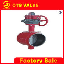 BV-LY-0062 co2 clamp connection fire extinguisher valve
