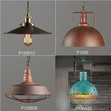 factory specializing made industrial cement vintage pendant bedside suspension light fixture chandelier for restaurants
