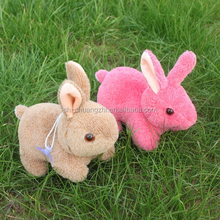 China wholesale stuffed plush animal toys, rabbit plush,R-729