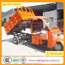 New 250cc Gasoline Cargo Tricycle/Air Cooling Engine Cargo Tricycle/Motorized Tricycle For Sale