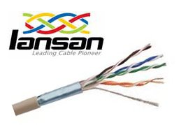lan cable cross connection