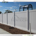 American style High Quality Vinyl Wall Privacy Fence