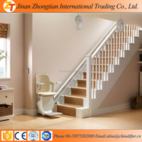 CE cheap indoor outdoor home chair stair lift